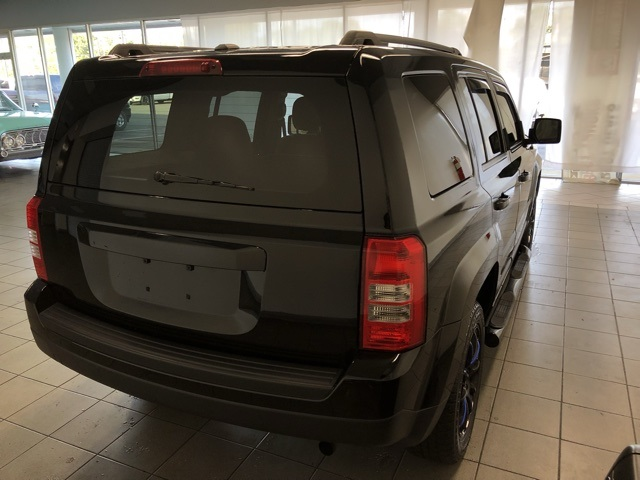 Certified Pre-Owned 2015 Jeep Patriot Latitude