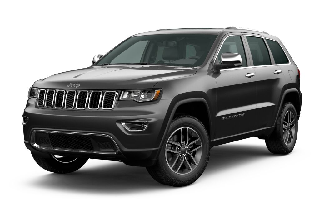 New 2020 JEEP Grand Cherokee GRAND CHEROKEE LIMITED 4X4