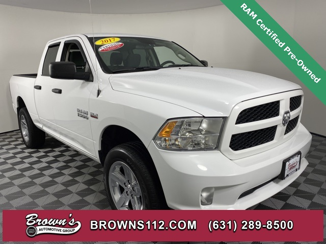 Certified Pre-Owned 2017 Ram 1500 Express