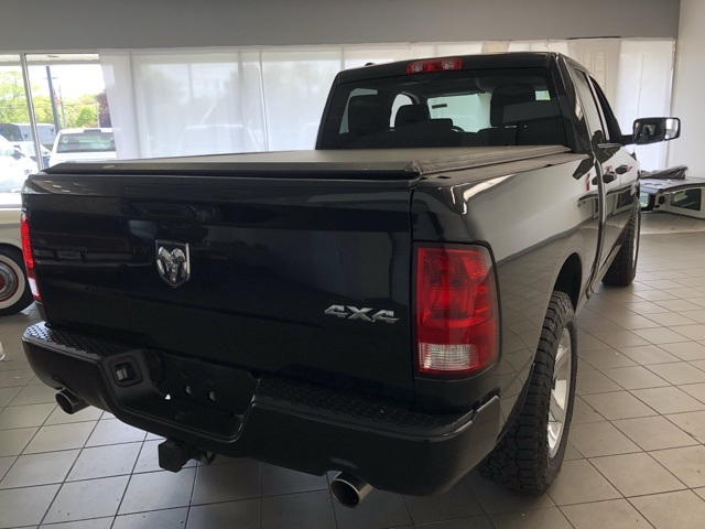 Certified Pre-Owned 2015 Ram RAM 1500 Express