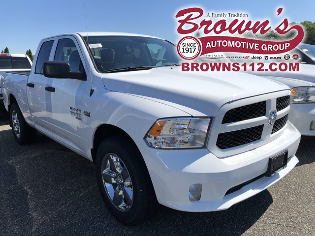 New 2019 RAM RAM 1500 Classic Express Quad Cab in Patchogue #R190832