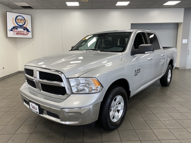 Certified Pre-Owned 2019 Ram RAM 1500 Classic SLT