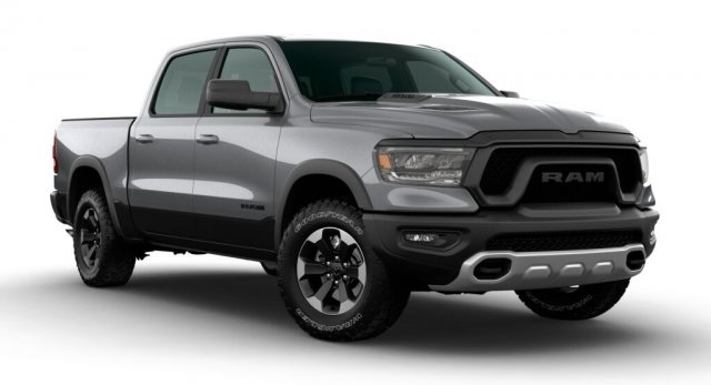 New 2020 RAM RAM 1500 Rebel