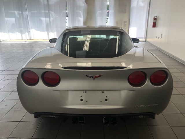 Pre-Owned 2007 Chevrolet Corvette Base