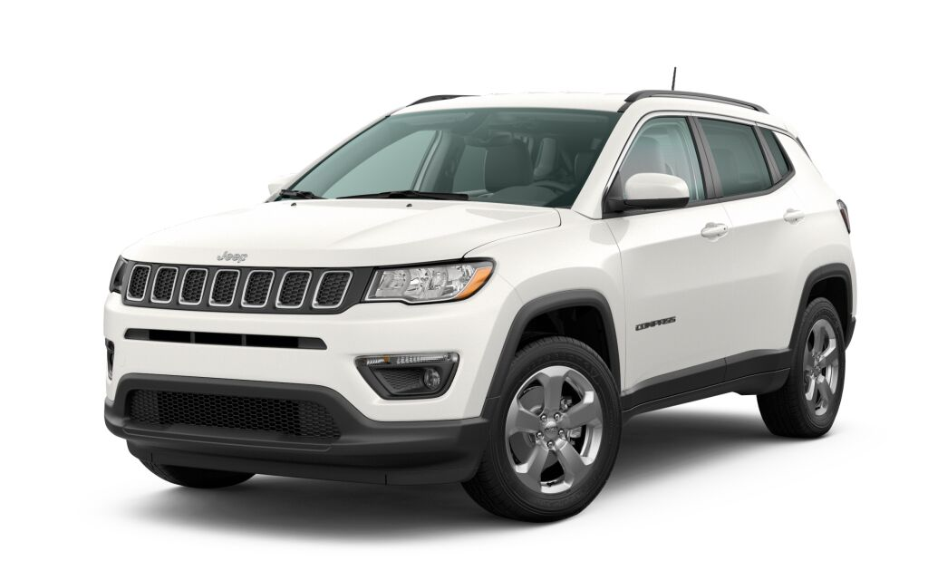 New 2020 JEEP Compass COMPASS LATITUDE 4X4