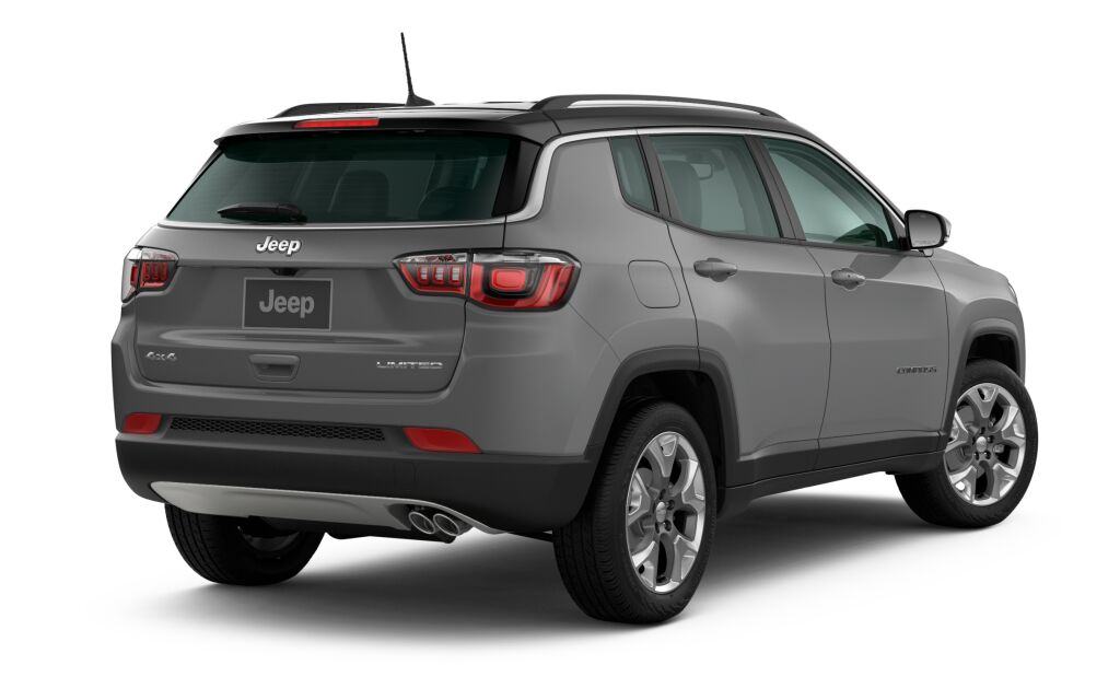 New 2020 JEEP Compass COMPASS LIMITED 4X4
