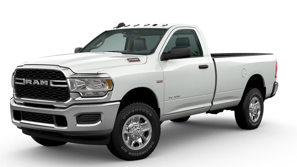 New 2020 RAM RAM 2500 RAM 2500 TRADESMAN REGULAR CAB 4X4 8' BOX