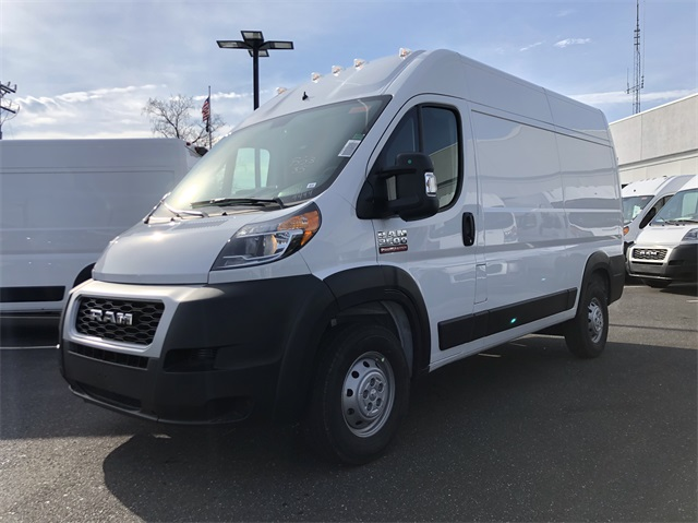 New 2020 RAM RAM ProMaster High Roof