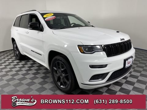 PRE-OWNED 2020 JEEP GRAND CHEROKEE LIMITED X 4X4