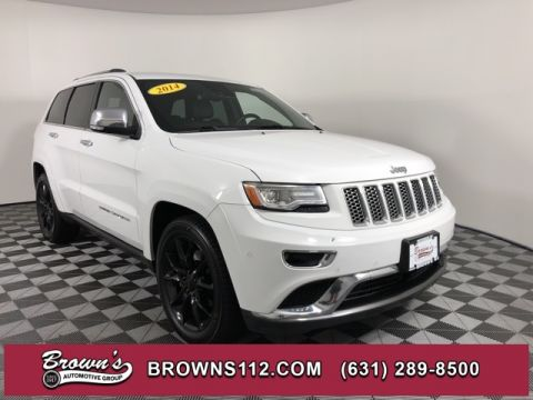 PRE-OWNED 2014 JEEP GRAND CHEROKEE SUMMIT 5.7 LITER V8