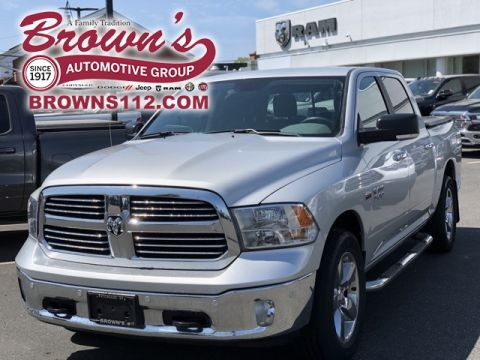 Certified Pre-Owned 2016 Ram RAM 1500 Big Horn