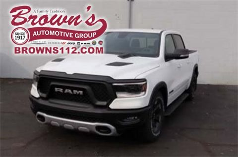 New 2019 RAM RAM 1500 Rebel