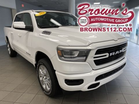 Certified Pre-Owned 2019 Ram RAM 1500 Big Horn/Lone Star
