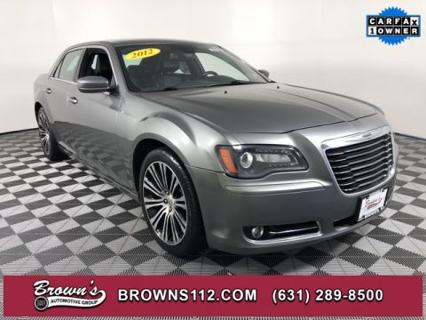 PRE-OWNED 2012 CHRYSLER 300 S ONE OWNER