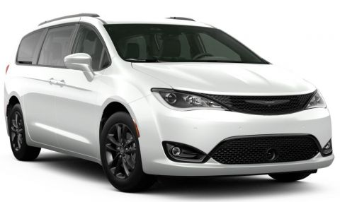 New 2020 CHRYSLER Pacifica PACIFICA AWD LAUNCH EDITION