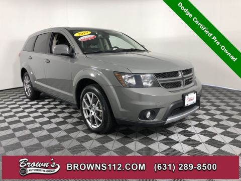CERTIFIED PRE-OWNED 2019 DODGE JOURNEY GT AWD