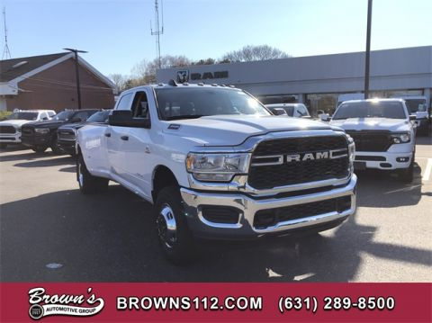 NEW 2020 RAM 3500 TRADESMAN CREW CAB 4X4 8' BOX