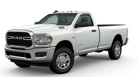 NEW 2020 RAM 2500 TRADESMAN REGULAR CAB 4X4 8' BOX