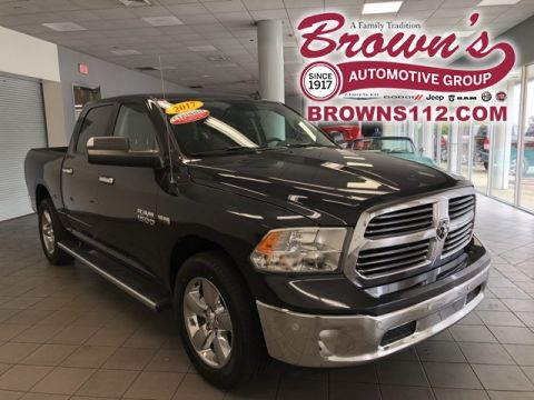 Certified Pre-Owned 2017 Ram RAM 1500 Big Horn