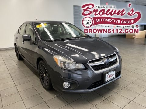 Pre-Owned 2014 Subaru Impreza 2.0i Limited
