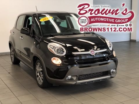 Pre-Owned 2014 FIAT 500L Trekking